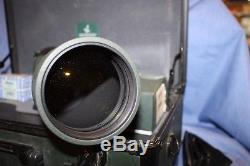 SWAROVSKI STS 80 HD Spotting Scope with 20-60MM Eyepiece & Case