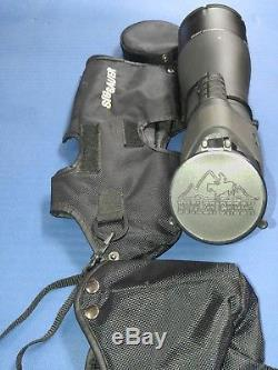 Sig Sauer Oscar 7 Spotting Scope 20-60x82mm Perfect Condition