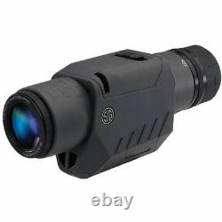 Sig Sauer Oscar3 Compact Spotting Scope 10-20x30mm Graphite/Black SOV31001