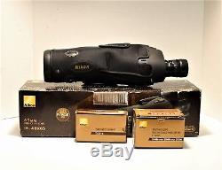 Spotting Scope Nikon Prostaff 16-48x65 Waterproof like Vortex Leupold Swarvoski