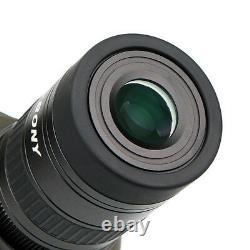 Spotting Scopes SVBONY SV46 20-60x80 Bak4 Zoom FMC Spotting Scopes Telescope US