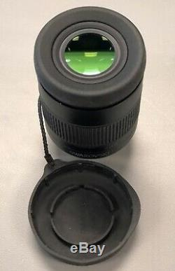 Swarovski 20x60xs Eyepiece with Caps Excellent condition