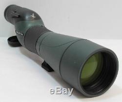 Swarovski 25-50X W Spotting Scope In Soft Green Case