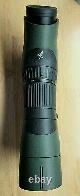 Swarovski 65mm Spotting Scope with ATX Eyepiece and Stay on Case, excellent cond