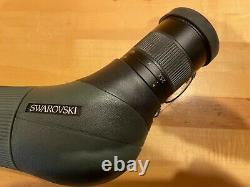 Swarovski ATM 65 HD 20x50Wx65 Spotting Scope Excellent Condition VERY RARE