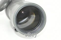 Swarovski ATS-65 HD Spotting Scope with 20-60x S Eyepiece