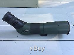 Swarovski ATS 65 Spotting Scope with 20-60x S Zoom Eyepiece