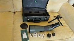 Swarovski ATS-80 20-60X80mm HD Spotting Scope With Eyepiece