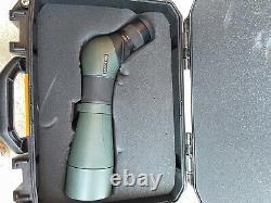 Swarovski ATS-80 20-60x80mm HD Spotting Scope with 20x60 Eyepiece