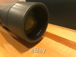 Swarovski ATS 80 HD 20x60x80 Spotting Scope Open Box Mint Condition