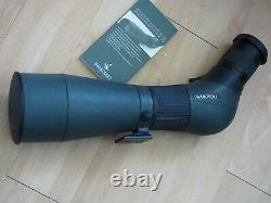 Swarovski ATS 80 HD Spotting Scope Angled 20-60x Eyepiece