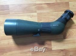 Swarovski ATS 80 HD Spotting Scope Angled 20-60x Eyepiece Pristine Condition