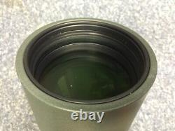 Swarovski ATS 80 Spotting Scope Angled 20-60x Eyepiece Excellent Condition