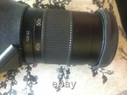 Swarovski ATS HD80 25-50x 80mm mint condition