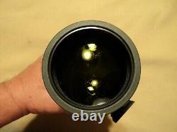 Swarovski ATX 65 Spotting Scope 25x60