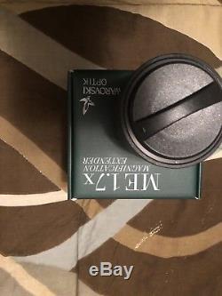 Swarovski BTX Spotting Scope and All The Accessories