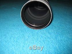 Swarovski Habicht AT 80 Spotting Scope with 20x 60x Zoom Eyepiece