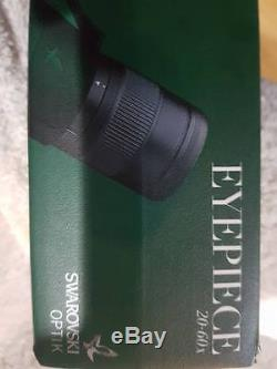 Swarovski Optik ATS 80 -20-60x Spotting Scope