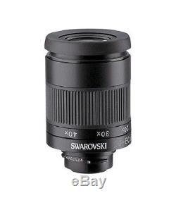 Swarovski Optik ATS 80 HD Spotting Scope Kit with 20-60x Zoom Eyepiece 86614