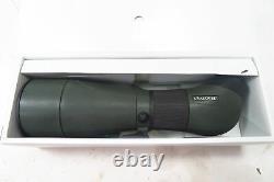 Swarovski Optik HD-ATS-80 HD Spotting Scope with 20x S W Eyepiece