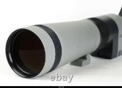 Swarovski Optik Habicht AT80 Spotting Scope with20-30-40-60x Eyepiece