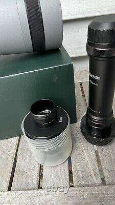 Swarovski Optik Habicht AT80 Spotting Scope with20-60x Eyepiece