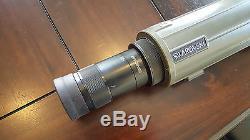 Swarovski Optik Habicht CT-75 Spotting Scope 20 30x 40x 60x Extendable Telescope