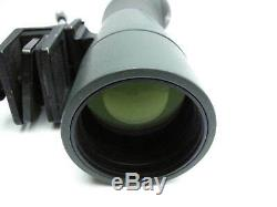 Swarovski Optik STS-65 HD Straight Spotting Scope with 20x60 Eyepiece