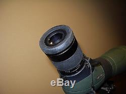 Swarovski Optiks ATS-80 Spotting Scope with 20x60 Eyepiece (Angled, 80mm)