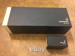 Swarovski STM 80 Spotting Scope 20-60x Straight Fieldscope Pristine Condition