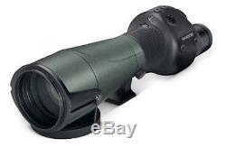 Swarovski STR 80 MOA Spotting Scope With Ranging Reticle and 20-60x Eyepiece