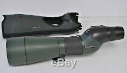 Swarovski STS 80 HD Spotting Scope with 30X Wide Angle Eyepiece