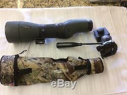 Swarovski STX 25-60x85mm spotting scope