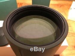 Swarovski STX Spotting Scope with 95mm Objective Lens Module
