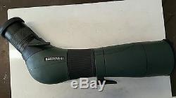 Swarovski spotting scope 20-60 power