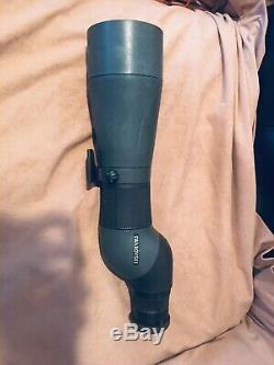 Swarovski spotting scope Sts 80