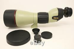 Top Mint Nikon Field scope ED 82 withEyepiece Case Box Manual from Japan #680385