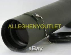 USGI Military Vietnam M49 5630789 Observation Telescope Spot Scope with Case MINT
