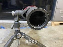 Unertl spotting scope 20x54 With Freeland Tripod