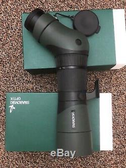 Used Swarovski ATX 25-60x 65mm Angled Spotting Scope Kit