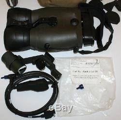 VECTRONIX VECTOR 21 Military Grade Binoculars with Laser Range Finder Plus EXTRAS