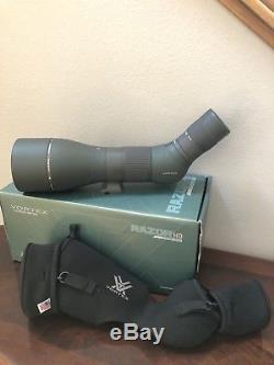 VORTEX Optics Genration II Razor HD 27-60 X85 Angled Spotting Scope USED