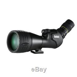 Vanguard Endeavor HD 20-60x82 Spotting Scope with Angled Viewfinder