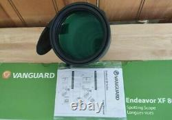 Vanguard Endeavour XF80A 20-60 zoom x 80mm Spotting Scope