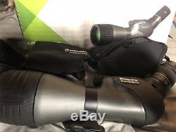 Vanguard HD 82A Angled Spotting Scope with 20-60x Magnification $599 Retail