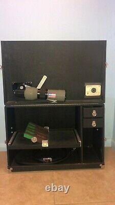 Vintage 25X Kowa Scope With Shooting Case