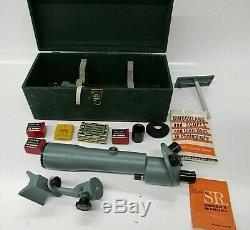 Vintage Bausch & Lomb Balscope Sr + Case & More