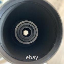 Vintage Swift Mark II Spotting Scope Model 841 Zoomscope 15x-60x 60mm