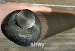 Vintage spotting scope Mark 245 Davidson 15x 20x 25X 30x 40x Lenses Wood Case