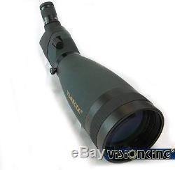 Visionking 30-90x100 Waterproof Spotting scope Monoculars Telescope Tripod/Case